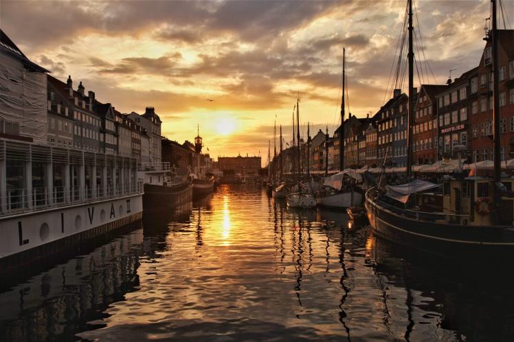 canale Copenaghen