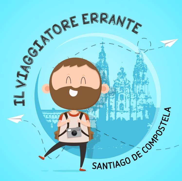 Il Viaggiatore errante Santiago de Compostela